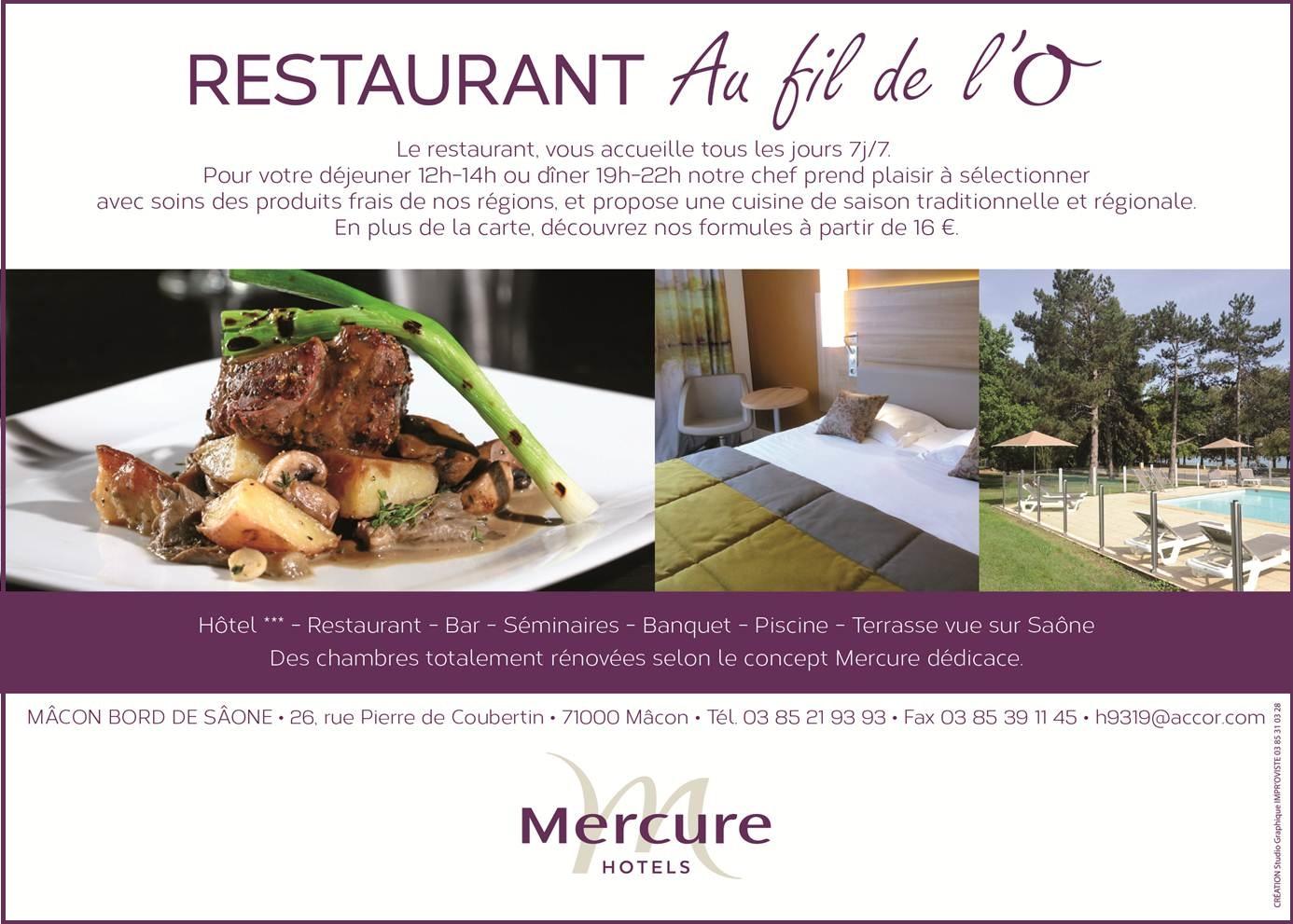 Le Saint Laurent Restaurant Macon